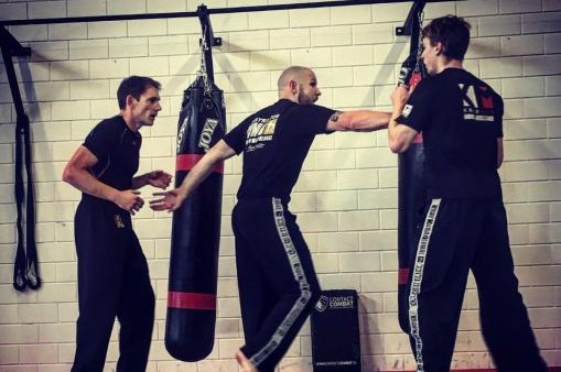 Personal Training Krav Maga